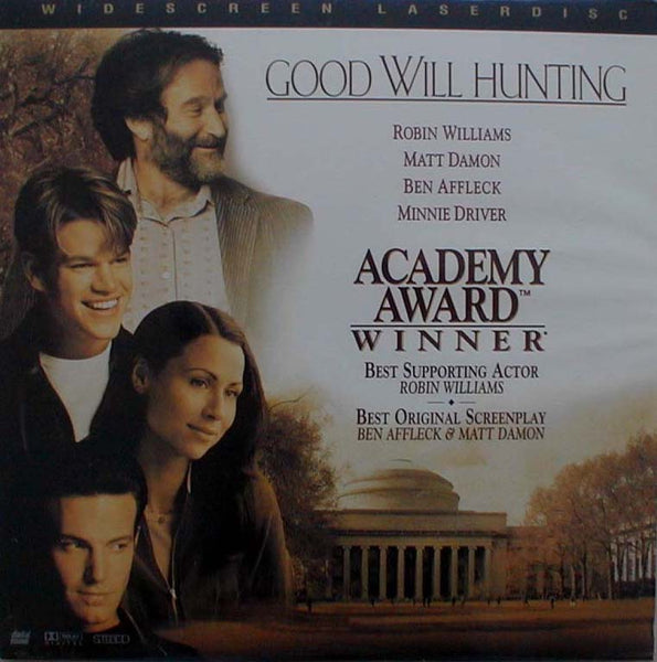Good Will Hunting (1997) WS [13559 AS]