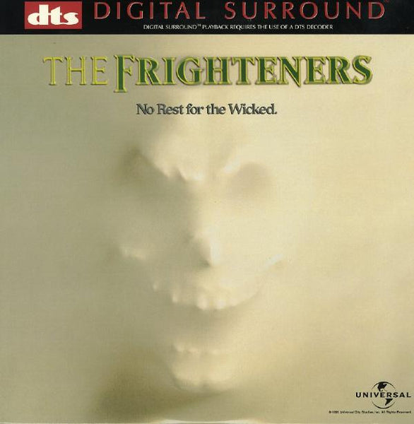 Frighteners DTS (1996) LB [43274]