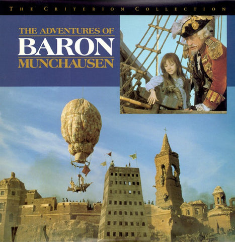 Adventures of Baron Munchausen (1988) Criterion #144 WS CAV [CC1281L]