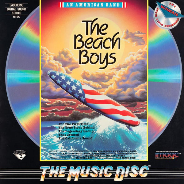 Beach Boys: An American Band (1985)  [IDVL7630]