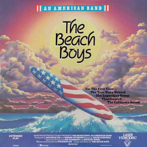 Beach Boys: An American Band (1985) [VL5080]