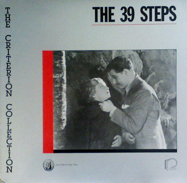 39 Steps (1935) Criterion #3 -Silver [CC1103L]