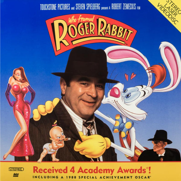 Who Framed Roger Rabbit (1988) [940 AS]