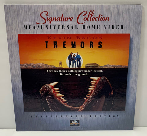 Tremors Signature Collection (1990) WS [42781]