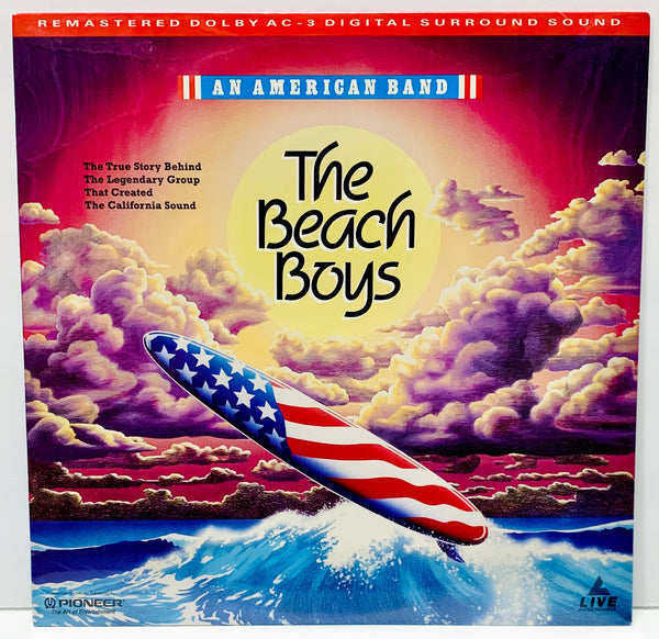 Beach Boys: An American Band (1985) [LD 15080]