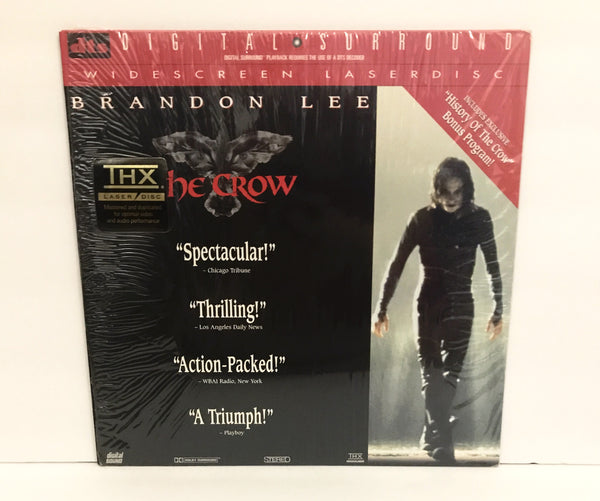 Crow DTS (1994) WS THX [12157 AS] SEALED
