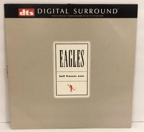 Eagles: Hell Freezes Over (1994) DTS [ID4065GF]
