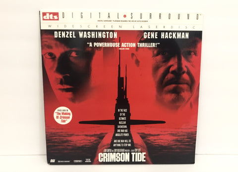 Crimson Tide DTS (1995) WS THX