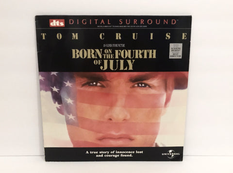 Born On The Fourth Of July DTS (1989) WS