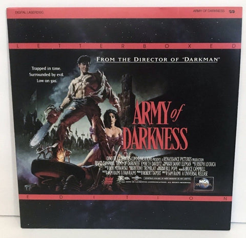 Army of Darkness (1992) LB