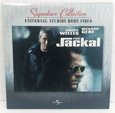 Jackal (1997) Signature Collection WS THX AC-3