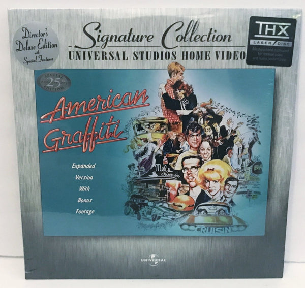 American Graffiti Signature Collection (1973) WS THX [42725]
