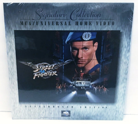 Street Fighter Signature Collection (1994) LB THX [42404]