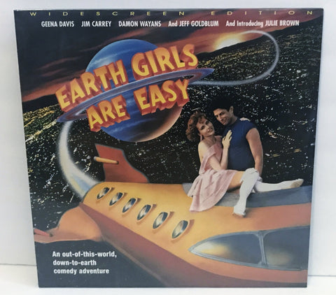 Earth Girls Are Easy: Special Edition (1988) WS SEALED [LD60480-WS]