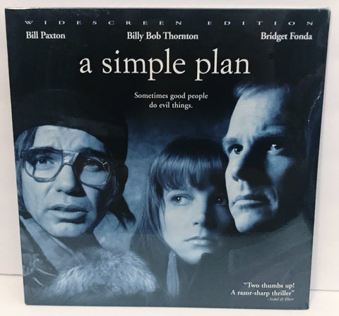 A Simple Plan (1998) WS [LV333763-WS]