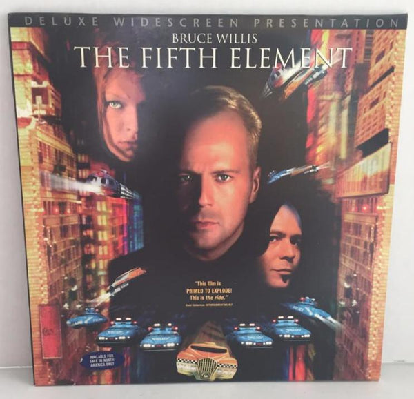 Fifth Element (1997) WS AC-3 [82406]
