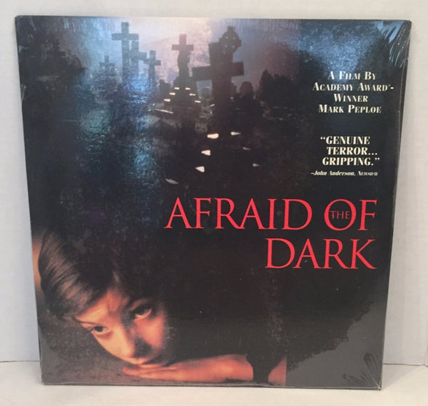 Afraid of The Dark (1991) CLV [ID2381LI] SEALED