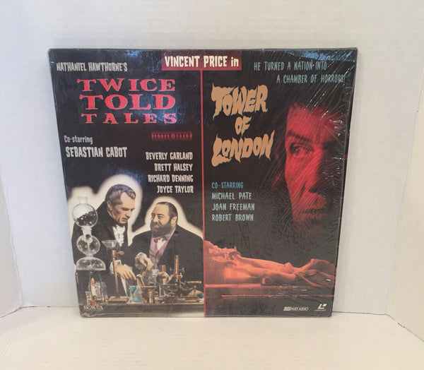 Twice Told Tales / Tower Of London () Vincent Price