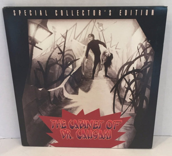 Cabinet of Dr. Caligari Collectors Edition