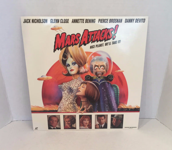 Mars Attacks THX(AC-3) ()