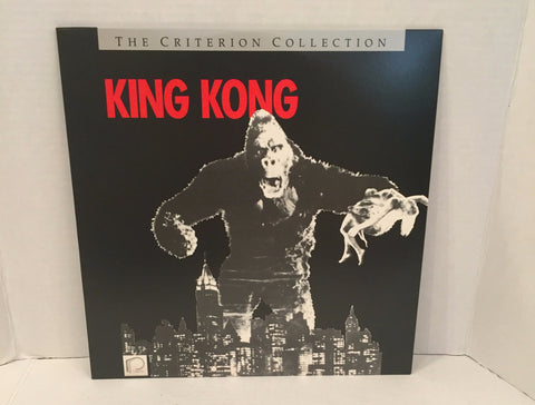 King Kong Criterion (1933)