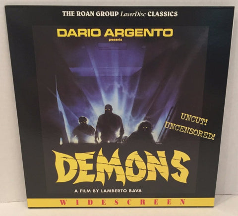 Demons: Special Edition (1985) WS Roan Group [RGL9646]