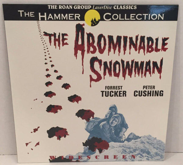 Abominable Snowman (1957) WS ROAN / HAMMER [RGL 9632]