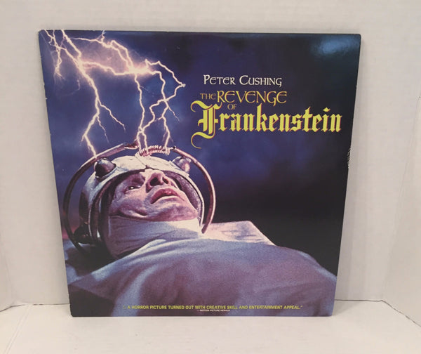 Revenge of Frankenstein (1958) Peter Cushing