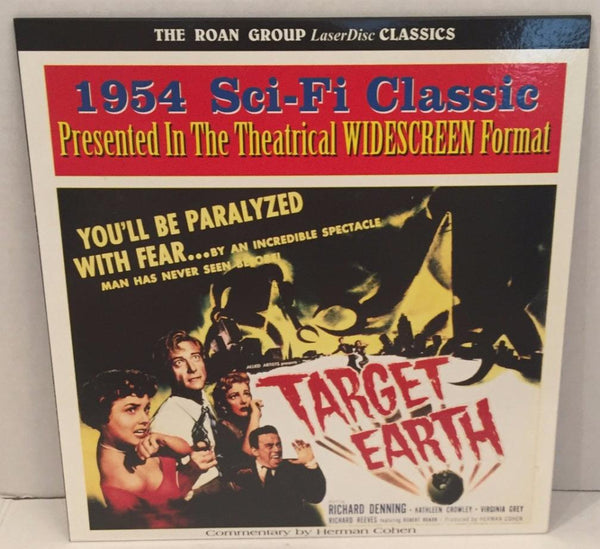 Target Earth: Special Edition (1954) WS Roan Group [RGL9610]