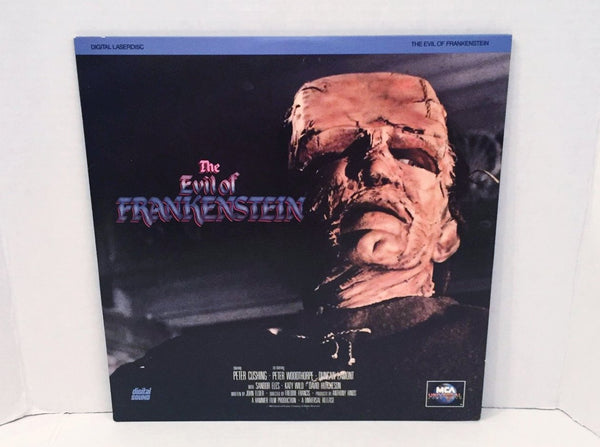 Evil of Frankenstein (1964)