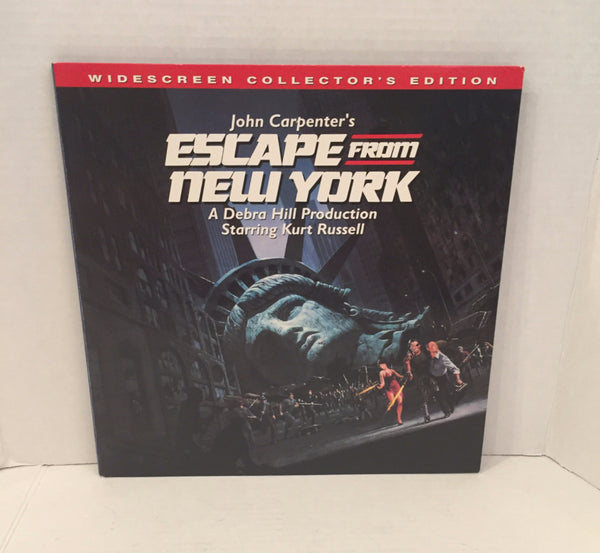 Escape From New York : Collector's Edition (1981) WS