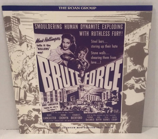 Brute Force (1947) Roan Group [RGL-9506]