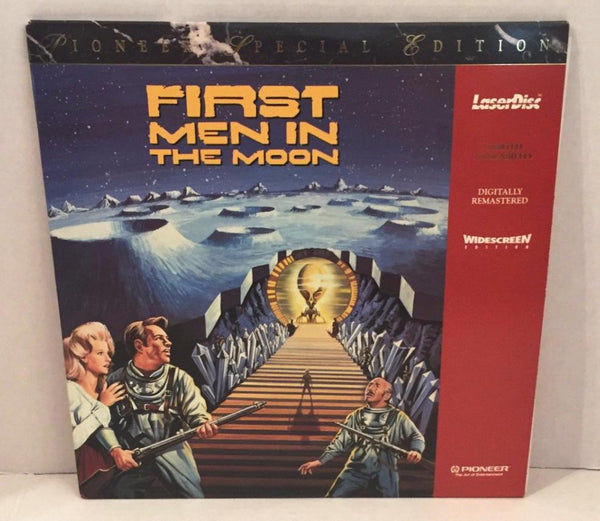 First Men In The Moon (1964) WS [PSE91-11]