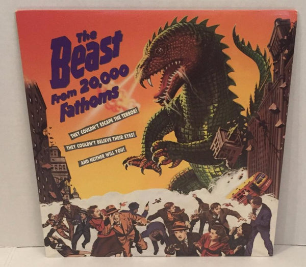 Beast From 20,000 Fathoms (1953) [12291]