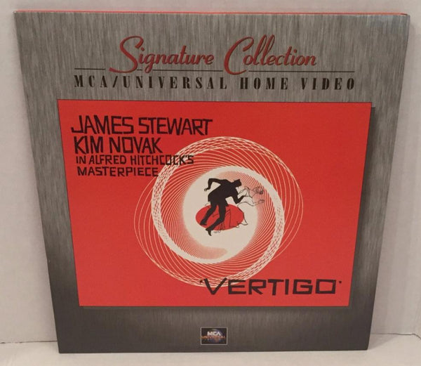 Vertigo Signature Collection (1958) WS THX AC-3 [42941]