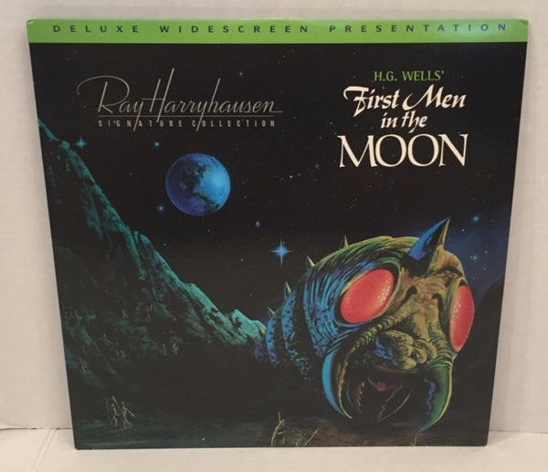 First Men In The Moon: H.G. Wells' (1964) WS [76896]