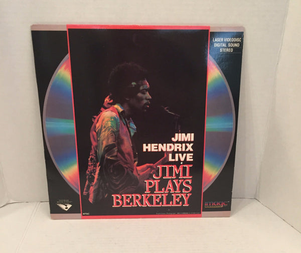 Jimi Plays Berkeley Hendrix Live