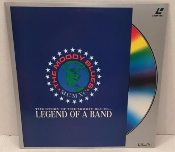 Moody Blues: Legend of a Band (1990) Concert [082 775-1]
