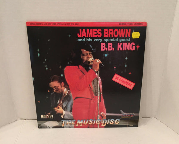 James Brown and His Very Specail Guest BB King -Live in Concert 1983