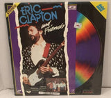 Clapton and Friends Eric Clapton, Phil Collins