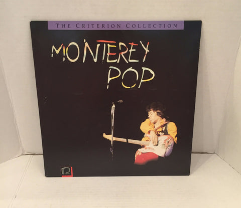 Monterey Pop Festival Criterion #207 ()