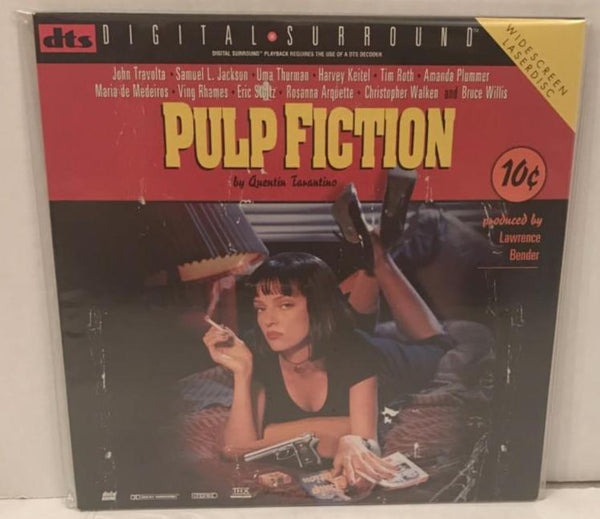 Pulp Fiction DTS (1994) WS