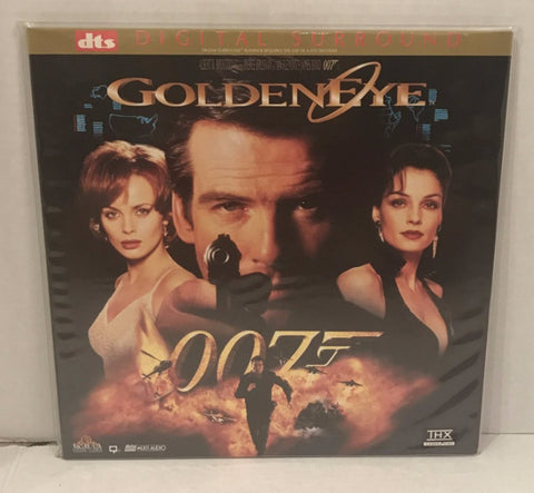Goldeneye James Bond 007 DTS (1995)