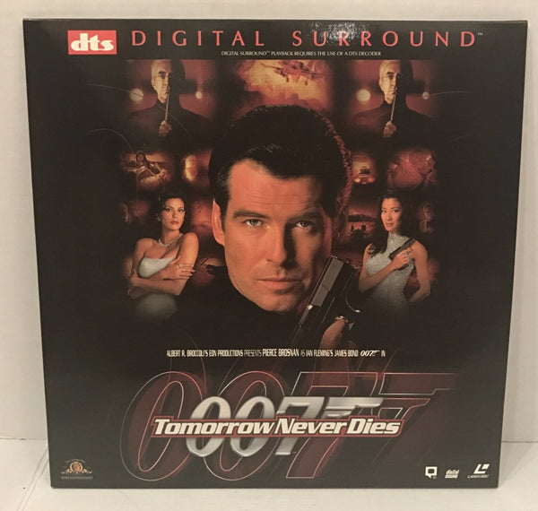 Tomorrow Never Dies: James Bond 007 (1997) DTS [ML107148]