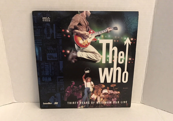 Who: The Who Thirty Years of Maximum R&B Live
