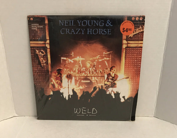 Neil Young & Crazy Horse: Weld (1991)