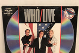 Who: The Who Live Featuring Tommy