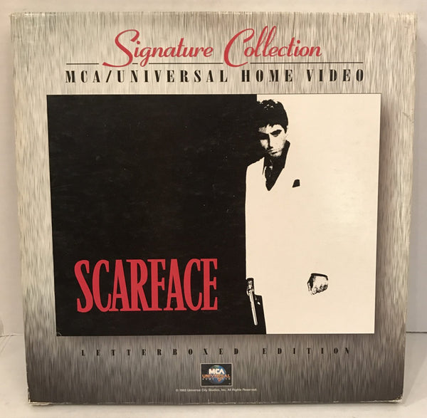 Scarface Signature Collection (1983) LB Box Set [42724]