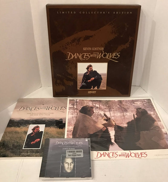 Dances with Wolves: Limited Collector's Edition (1990) Box Set [ID2814OR]