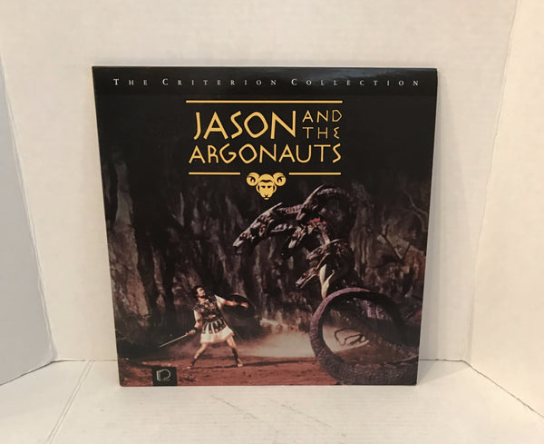 Jason And The Argonauts Criterion #160